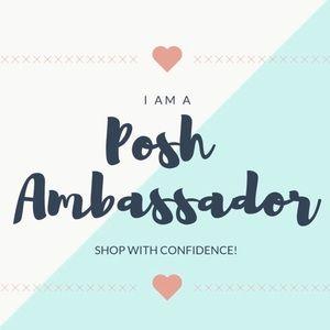 🎉 POSH AMBASSADOR 🎉